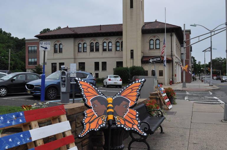 westfield butterflies