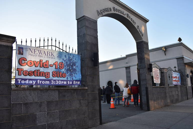 Ironbound Restaurants Say They're Being Unfairly Targeted As Newark Cracks Down on COVID-19