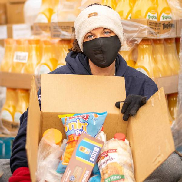 Roxbury Kiwanis Plans Another Food Distribution