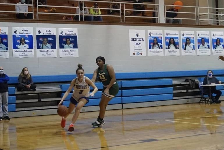 Girls Basketball: Union Catholic Defeats Roselle Catholic on Senior Night