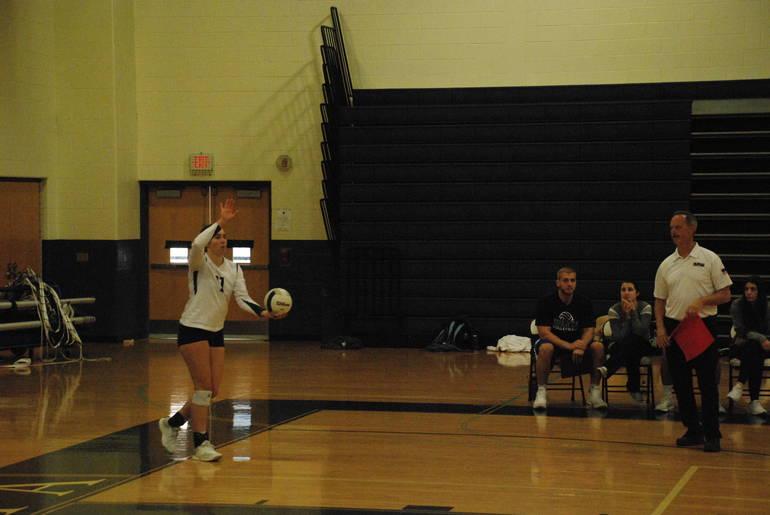Sparta Volleyball Player MacKenzie Wiggins  Named Gatorade's New Jersey Player of the Year