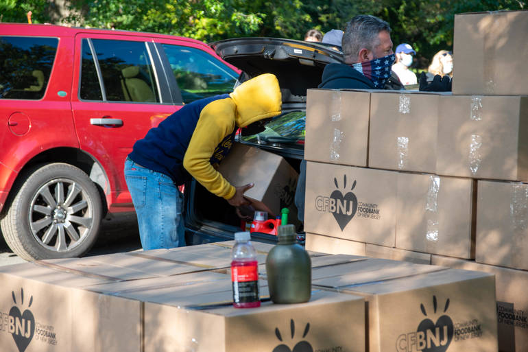 Food Insecurity Rises in Union County Amid Pandemic's  Economic Fallout