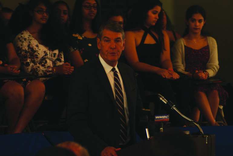Mayor Charles McMullin