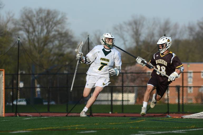 WHRHS Boys Lacrosse: Watchung Hills Edges New Providence,  8-7