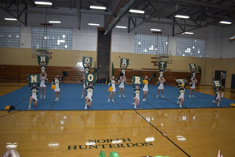 NHHS Cheer 2021
