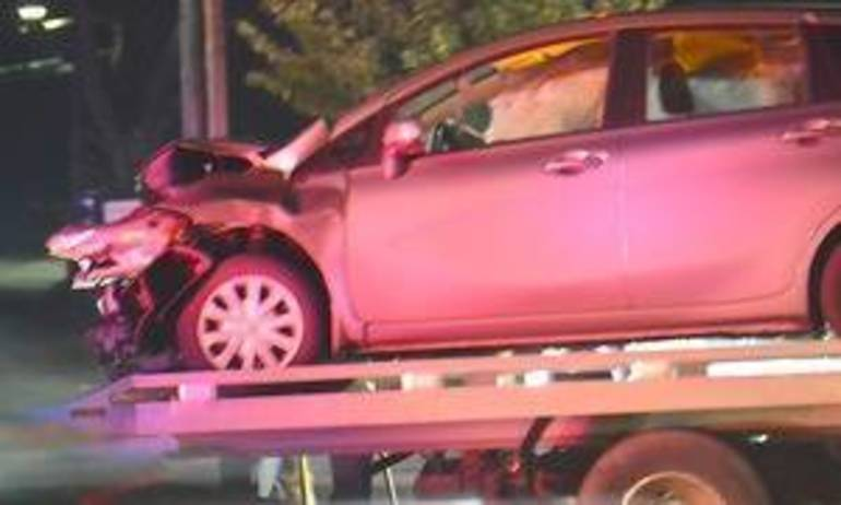 Drivers Survive Collision on North Ave. & Martine Ave. in Fanwood on Thurs. Evening