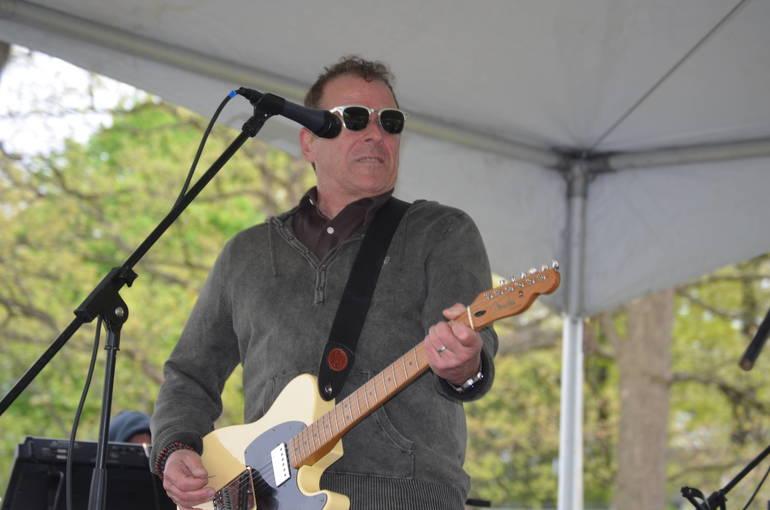 """Fanwood resident Glenn Stuart is """"The Boss"""" of the B Street Band"""