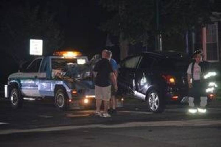 Drivers Survive Collision on North Ave. & Martine Ave. in Fanwood