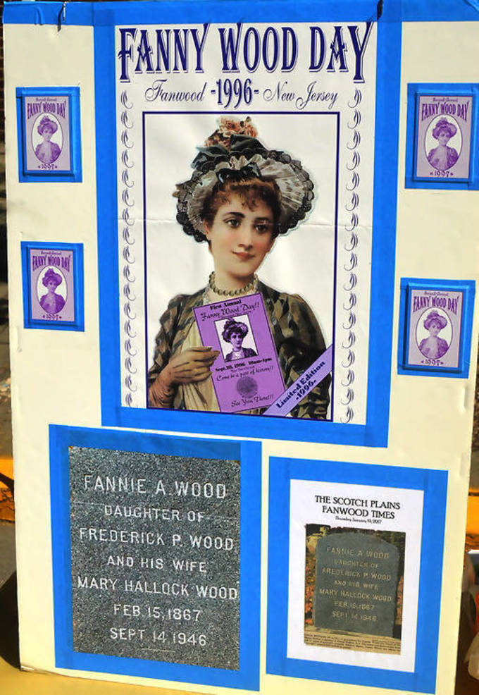 Scenes from Fanny Wood Day