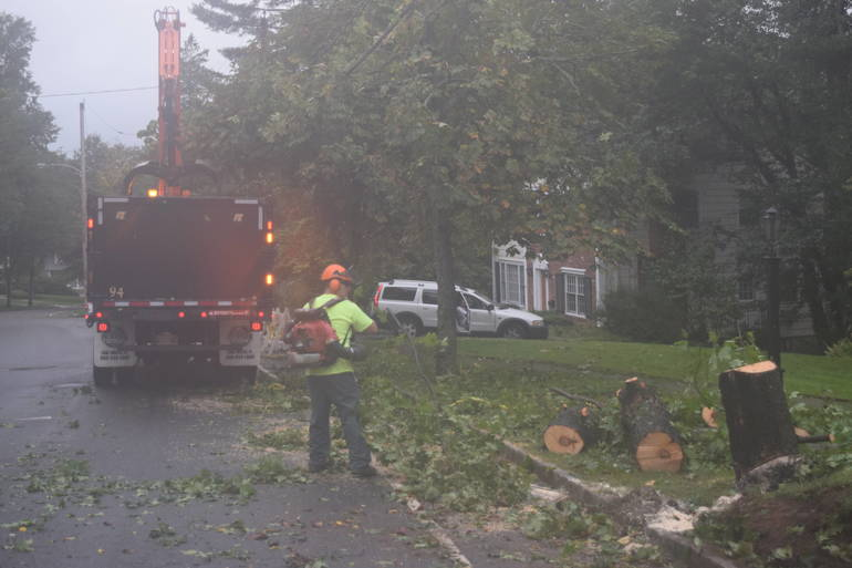 More than 350 Customers Still Without Power in Wake of Sudden 'Microburst' Storm