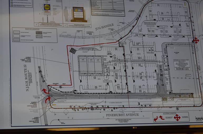 Site map of Snuffy's Pantagis Renaissance in Scotch Plains.