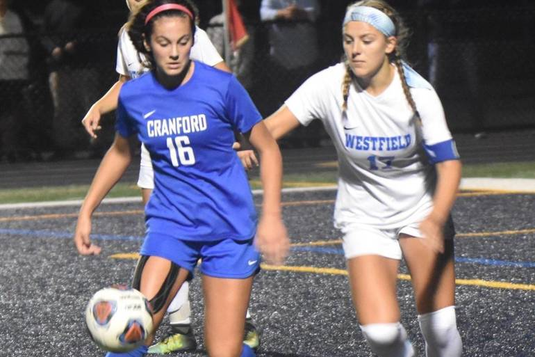 Girls Soccer: Westfield, Cranford Share in Union County Championship