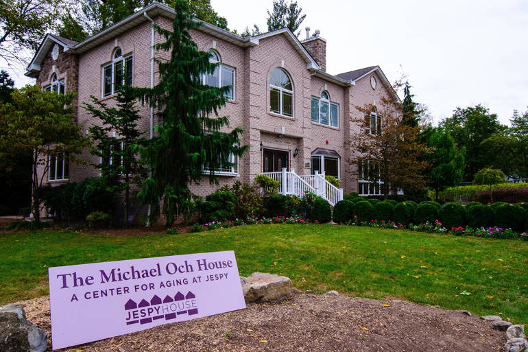 The Michael Och House - A Center for Aging at JESPY Celebrates Grand Opening