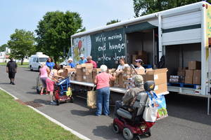 CFBNJ mobile pantry