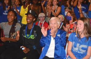 Sydney McLaughlin, Union Catholic Grad, Wins Olympic Gold in 400 Hurdles