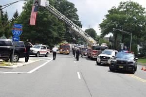Fallen East Orange Fire Captain Celebrated