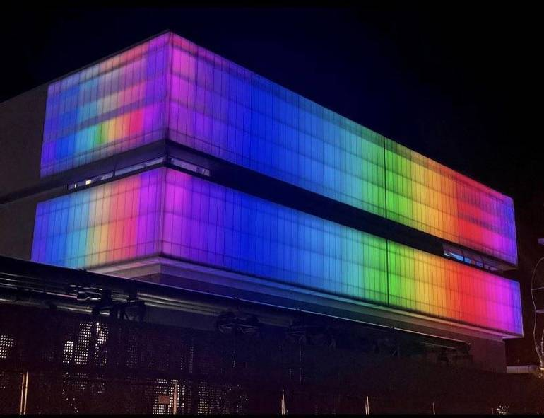 Pride Power: PSEG to Light Up Hoboken Substation for Pride Month
