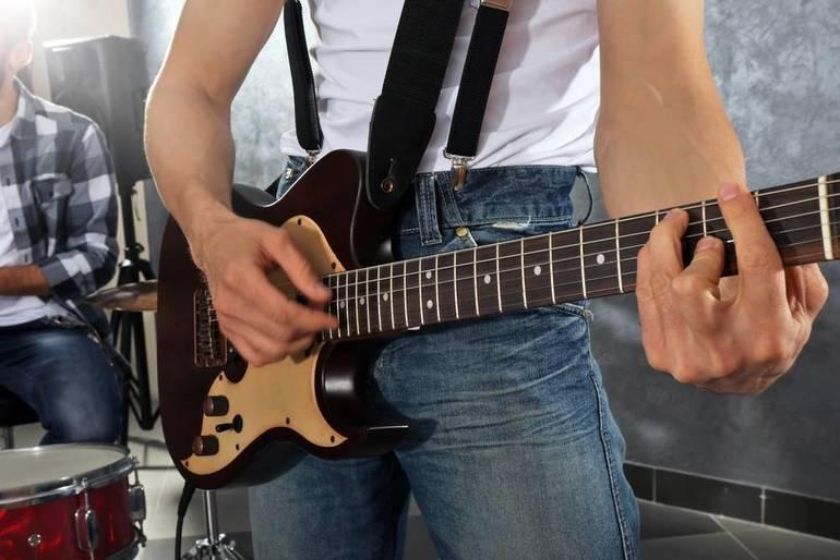 Band Guitar