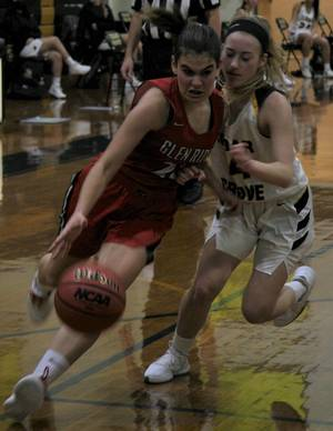 Ridger Girls Basketball Team Girls Defeats SEC American Rival Nutley