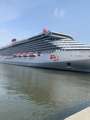 TAPinto Our First Look at Virgin Voyages 'Scarlet Lady' Ahead of Her MerMaiden Voyage in October