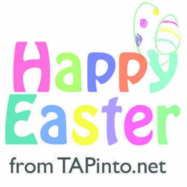 Happy Easter from TAPintoSPF
