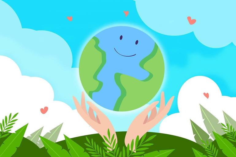 Earth Day, Every Day is Back
