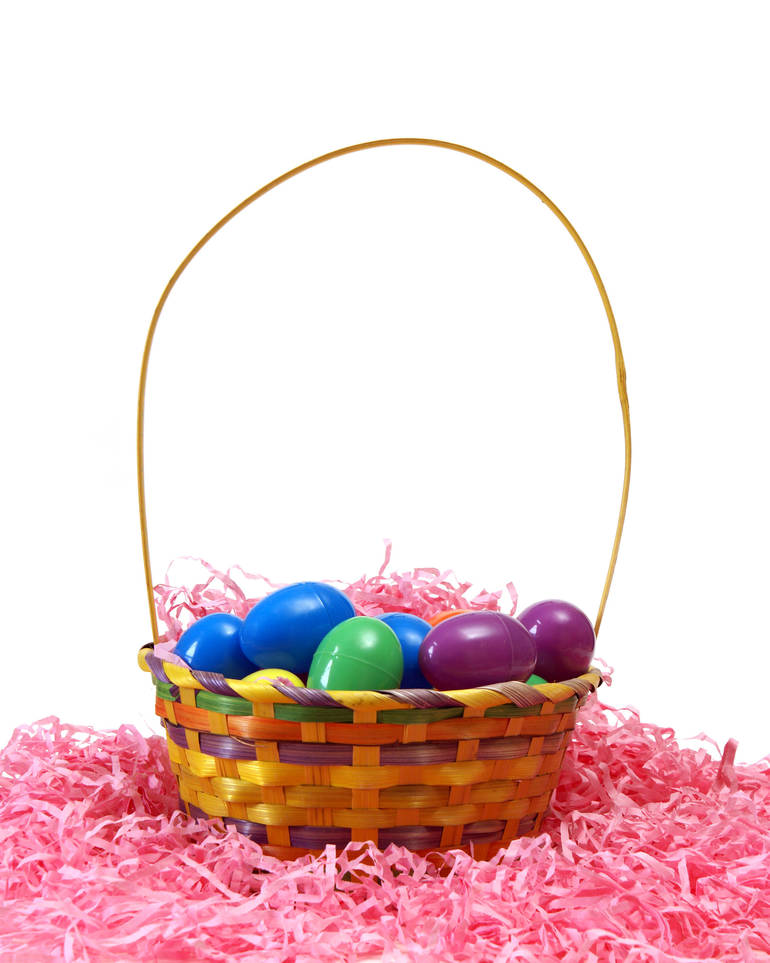 GFWC Denville-Rockaway Collecting Easter Basket Items