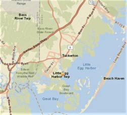 2.4 Magnitude Earthquake Felt in Ocean County
