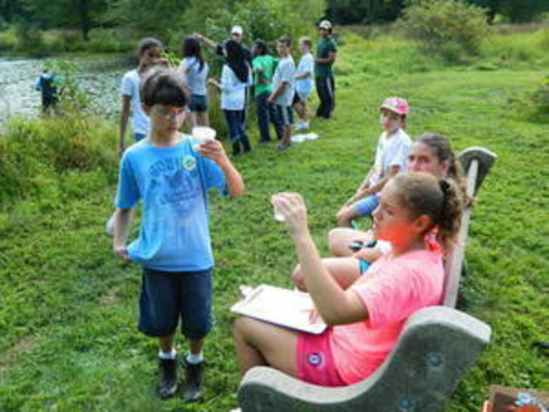 """Students in Grades 3-6 Can Have """"Eco-Ventures"""" at the EARTH Center"""