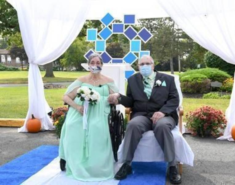 Wedding at JFK Hartwyck at Edison Estates