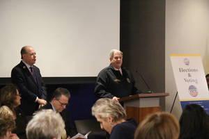 Bergen County Executive Jim Tedesco