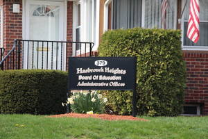 Hasbrouck Heights, Wood-Ridge, BOE petitions
