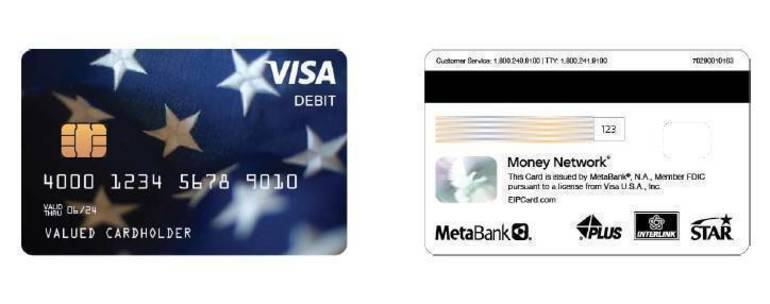 Treasury issues millions of second Economic Impact Payments by debit card