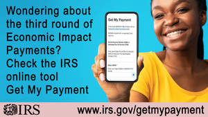 More Economic Impact Payments set for disbursement in coming days; taxpayers should watch mail for paper checks, debit cards