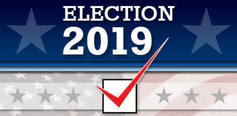 Election Day 2019:  Who's Running in Union