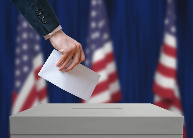 Oct. 13 Deadline to Register to Vote in Presidential Election