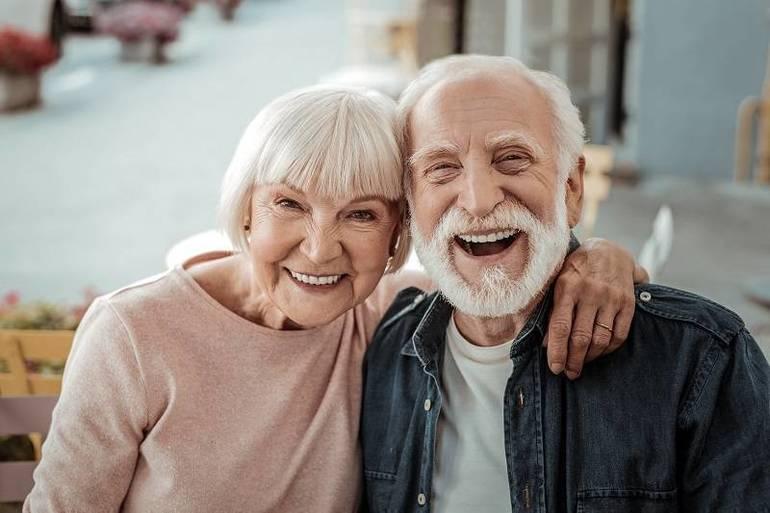 Elderly Couple (Seniors)