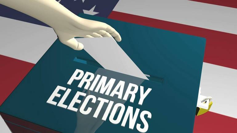 Primary Elections Today: Completed Mail-In Ballots Must Be Returned by 8 p.m.