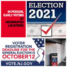 WATCH: Election 2021:-Early In-Person Voting Sites Unveiled, Vote-by-Mail Under Way