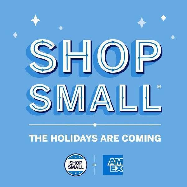 Size Matters, Shop Small - Support Local this Small Business Saturday in Nutley