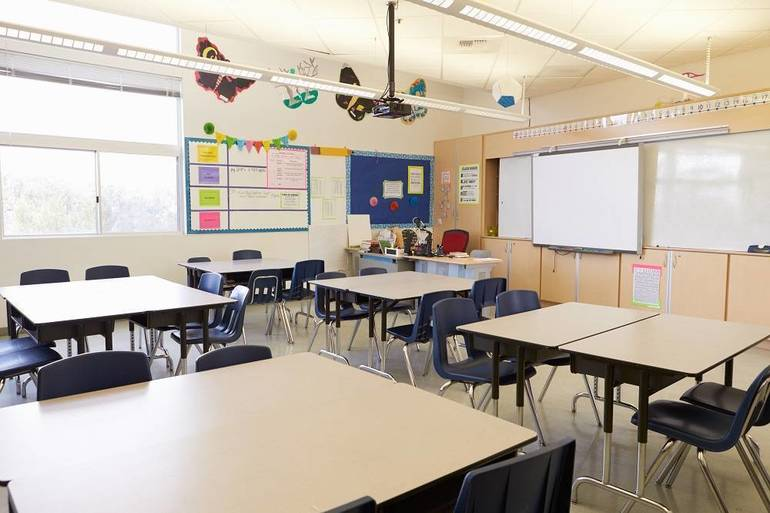 Despite Desire to Get Back in Classrooms, Schools Just Aren't Ready