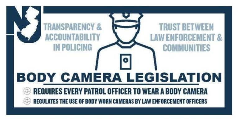 Governor Murphy Signs Legislation to Bring Changes to the Use of Body Worn Cameras by New Jersey Law Enforcement