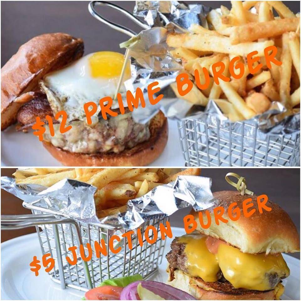 Tuesday is Sunday at Essex Junction in Bloomfield Center for National Cheeseburger Day
