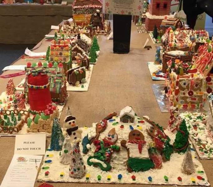 The 2020 Virtual Gingerbread Wonderland Begins Dec. 5