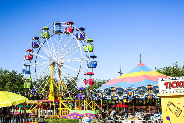 NJ Flavor's Guide to New Jersey State and County Fairs
