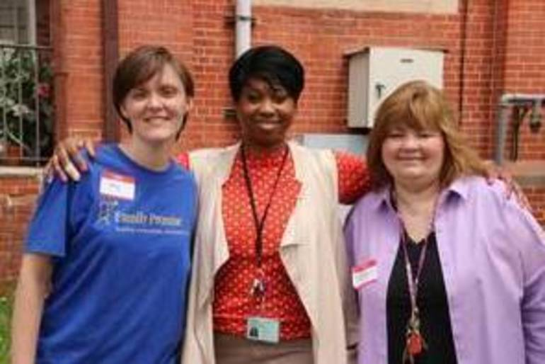 Family Promise Takes Healthand Wellness to the Streets