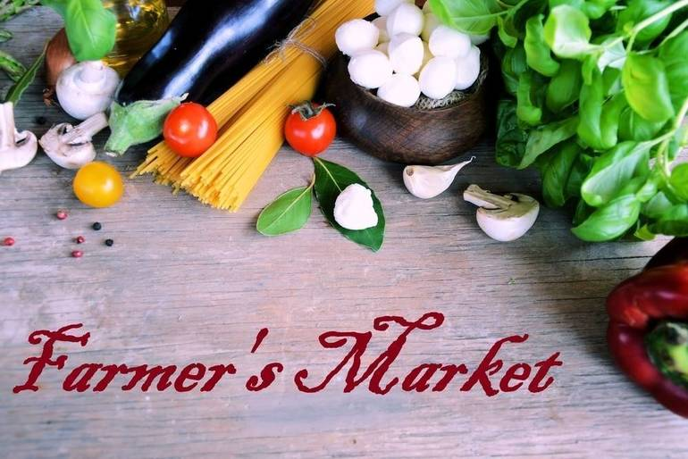 In-Person Shopping Returns to West Orange Farmers' Market
