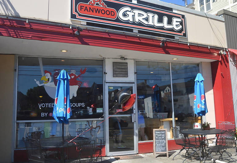 Fanwood Grille 1st Anniversary Day exterior.png