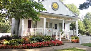 Dhammakaya International Meditation Center in Fanwood.