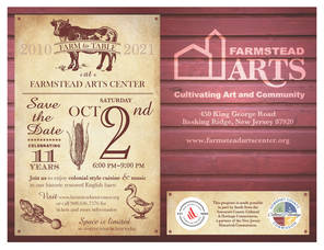 Farm-to-Table Gala Scheduled at Farmstead Arts Center
